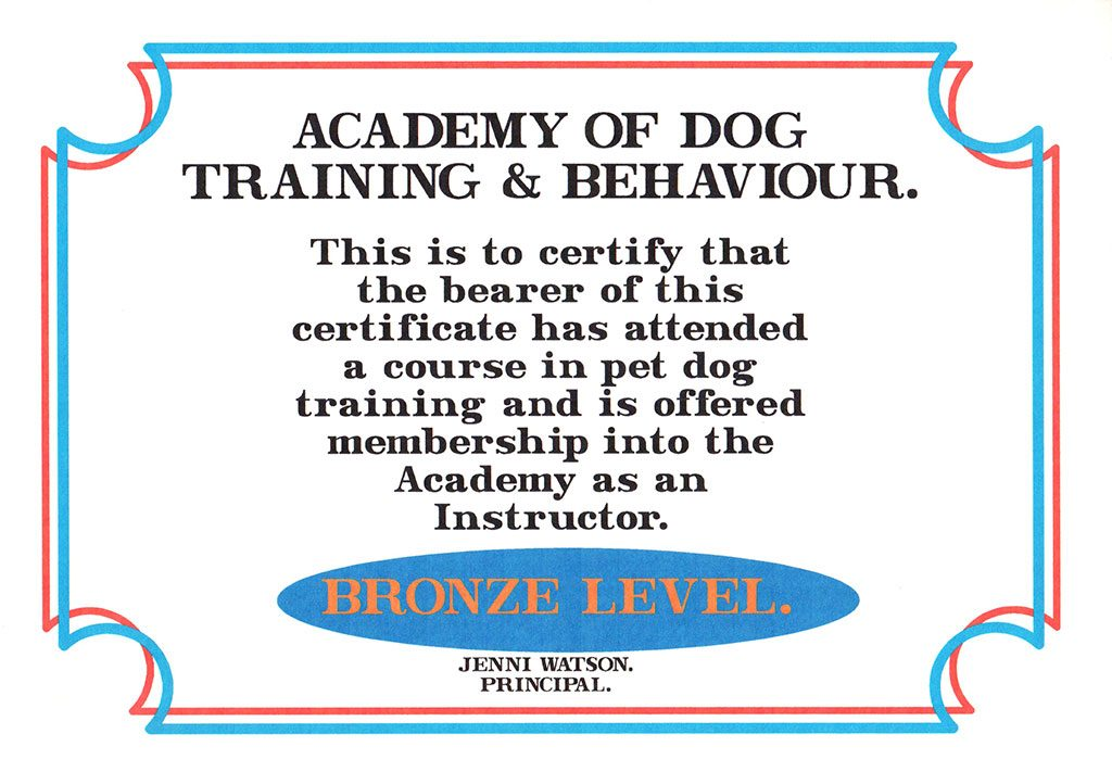 Academy Of Dog Training And Behaviour